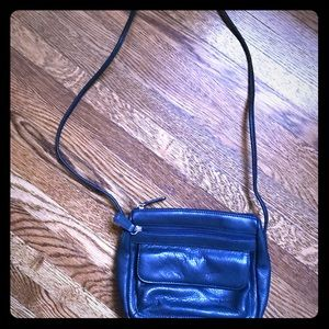 FOSSIL Crossbody like new Leather Bag